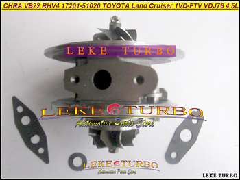 Turbo Cartridge CHRA Core VB22 17201-51021 17201-51020 TOYOTA Land cruiser Landcruiser V8 VDJ76 VDJ78 VDJ79 1VD 1VD-FTV 4.5 L